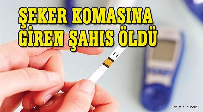 ŞEKER KOMASINA GİRDİ, ÖLDÜ