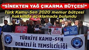 """""""SİNEKTEN YAĞ ÇIKARMA BÜTÇESİ"""""""