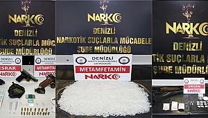 Uyuşturucu Operasyonu 21 Kişi Yakalandı