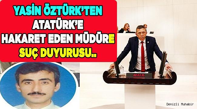 VEKİL YASİN ÖZTÜRK DEŞİFRE ETTİ!