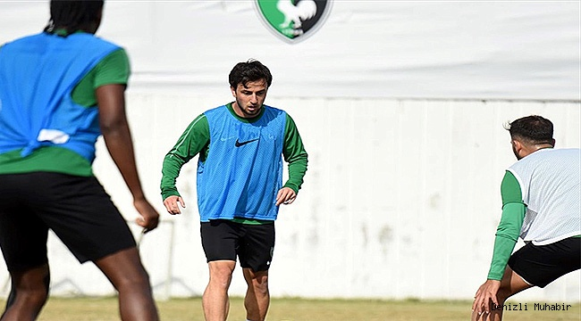 YukatelDenizlispor'da Çaykur Rizespor maçı hazırlıkları başladı