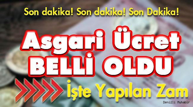 2020 yılı Asgari Ücretini DTO Başkanı Erdoğan Yorumladı