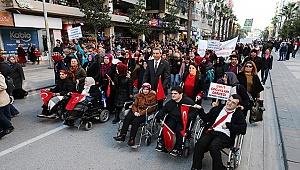 """Başkan Zolan: """"Engellilerimiz için ne kadar fedakârlık yapılsa azdır"""""""