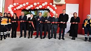 Bekilli'ye 112 Acil Sağlık İstasyonu Açıldı