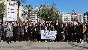 Büyükşehir Kadın Meclisi'nden Ata'ya minnet