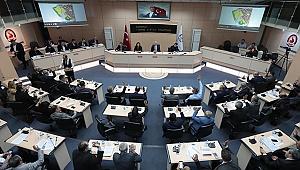 Büyükşehir Meclisi 2019'da 838 karara imza attı