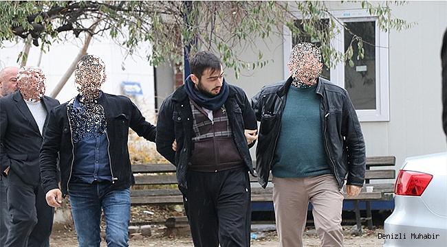 Denizli'de cesetle yakalanan 2 acil tıp teknisyeni tutuklandı