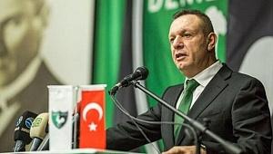 Denizlispor'da yönetim, takımın mücadelesinden memnun
