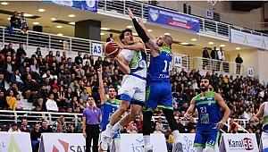 Merkezefendi Basket Ankara'da