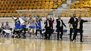 Merkezefendı Basket Başkent'ten Mutlu Döndü