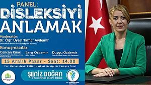 MKM'DE Disleksi Paneli