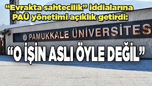 """""""O İŞİN ASLI ÖYLE DEĞİL"""""""