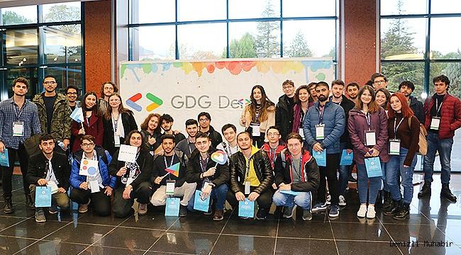Pamukkale Üniversitesi Denizli Devfest'19'a Ev Sahipliği Yaptı
