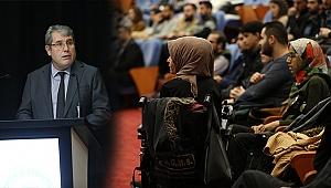 """PAÜ'de""""Kariyerime Engel Yok"""" Paneli Yapıldı"""