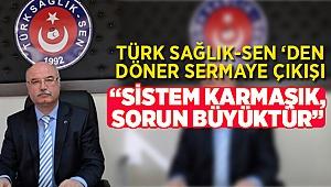 Türk Sağlık-Sen Denizli Şubesinden Döner Sermaye Açıklaması