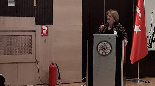 Türkiye'nin İlk ve Tek Kadın Eczacısı Başkan Birsen Çelik