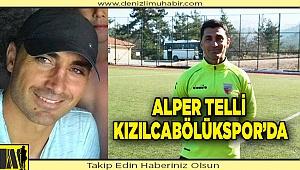 Alper Telli Kızılcabölükspor'da