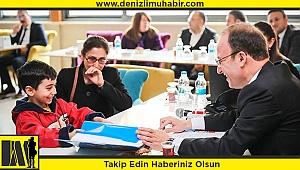Başkan Örki, ilk Halk Gününde Vatandaşlarla buluştu