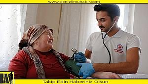 Evde Bakım ve Sağlık Merkezi 16.000'den fazla vatandaşa ulaştı
