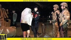 Fuhuş çetelerine operasyon: 71 gözaltı