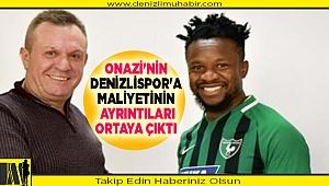 Onazi'nin Denizlispor'a transfer maliyetinin ayrıntıları