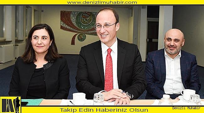 """PAMUKKALE'DE SAĞLIK BULURSUNUZ"""