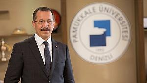 Rektör Prof. Dr. Hüseyin Bağ'ın, yeni yıl mesajı