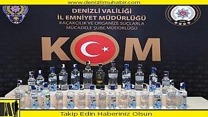 Sahte içki operasyonu: 27 gözaltı