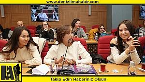 """""""Türkiye ve Pamukkale Üniversitesi ile Bağlarınızı Koparmayın"""""""