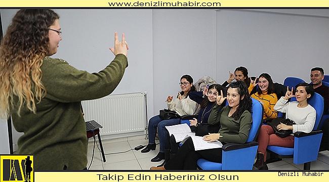 Ücretsiz İşaret Dili Kursu Başvuruları Başladı