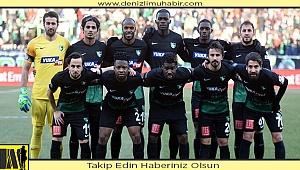 Yukatel Denizlispor: 2 - Trabzonspor: 0