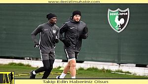 YukatelDenizlispor, Göztepe maçı hazırlıklarına başladı