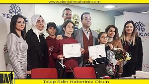 Zeka Oyunları şampiyonlarına ödülleri verildi