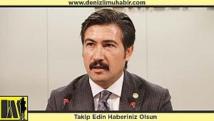 AK Parti Grup Başkanvekili Özkan, Denizli'de gündemi değerlendirdi