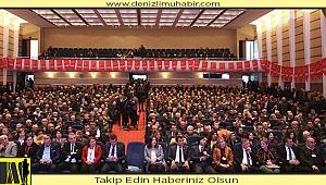 CHP Denizli 37. Olağan İl Kongresi yapıldı