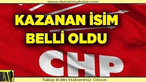 CHP İl Kongresinde 2 aday yarıştı.