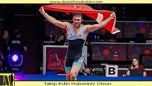 Çivrilli Süleyman Karadeniz Avrupa şampiyonu oldu