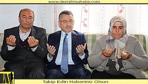 Cumhurbaşkanı Yardımcısı Oktay'dan deprem açıklaması: