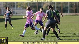 Horozkentspor Alanya Demirspor'u deplasmanda 5-0 ile geçti