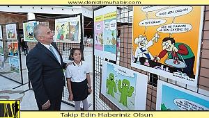 Karikatür yarışması başvurularında son gün 21 Şubat