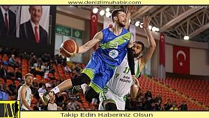 Merkezefendi Basket Ankara'da şov yaptı