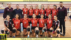 Voleybolda şampiyon Büyükşehir Belediyespor