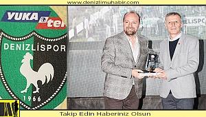 Yukatel Denizlispor, '2019 Yılın Takımı Ödülü'ne layık görüldü