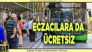 Eczacılar da belediye otobüslerinden ücretsiz yararlanacak