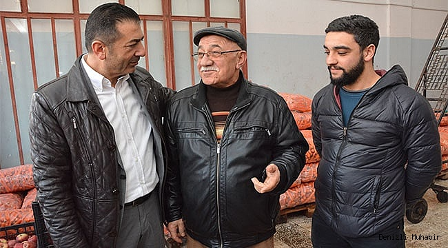 """YARALARIMIZI SARMADA İLAÇ OLMASINI DİLİYORUZ"""
