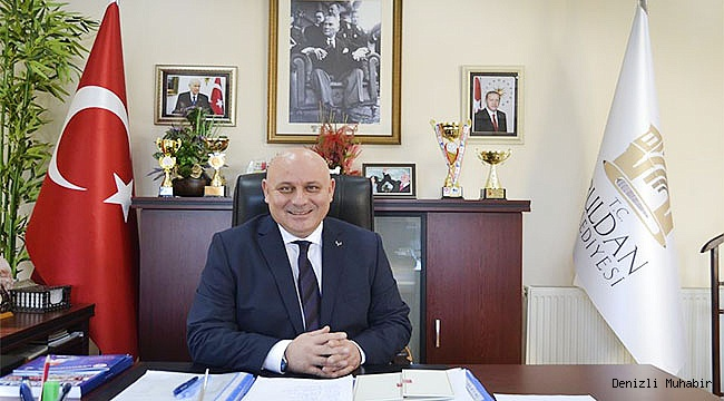 Başkan Şevik'ten Berat Kandili mesajı