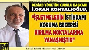 """Konyalıoğlu: """"İlave tedbir alınmalı"""""""
