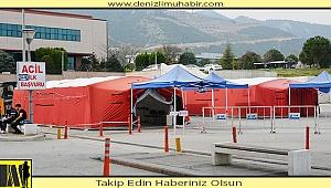 Pamukkale Üniversitesi Hastanesi Koronavirüs Mücadelesine Hazır