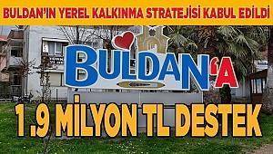 Buldan'ın Yerel Kalkınma Stratejisi kabul edildi