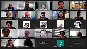 Pamukkale Teknokent, İl Milli Eğitim Müdürlüğüne çevrimiçi konuk oldu